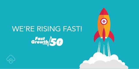 upriseVSI listed in the Fast Growth 50