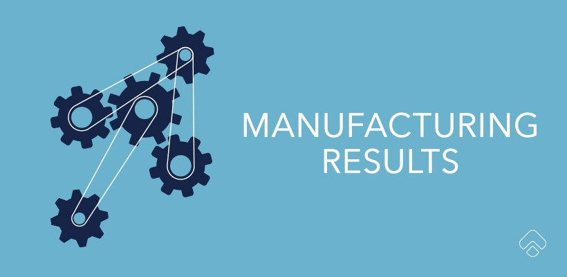 Manufacturing Results