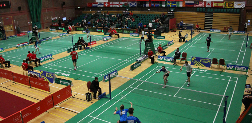 Delivering A New Site and Brand Identity for Badminton Wales