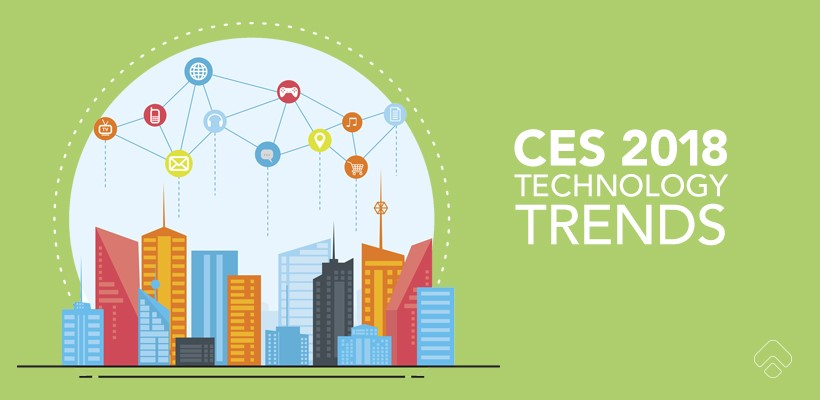 How will global technology trends at CES 2018 impact your business?