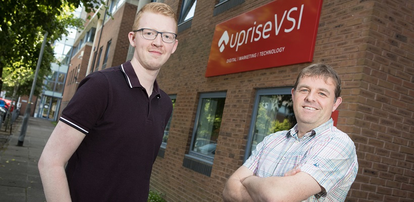 Two New Faces at Team UpriseVSI