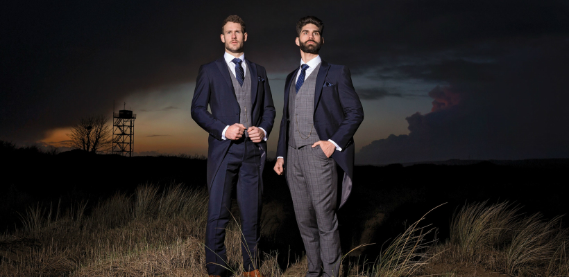 Transforming Dyfed Menswear's Brand Identity and Digital Presence