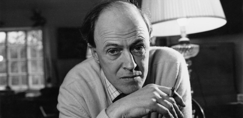A lesson in creativity from Roald Dahl