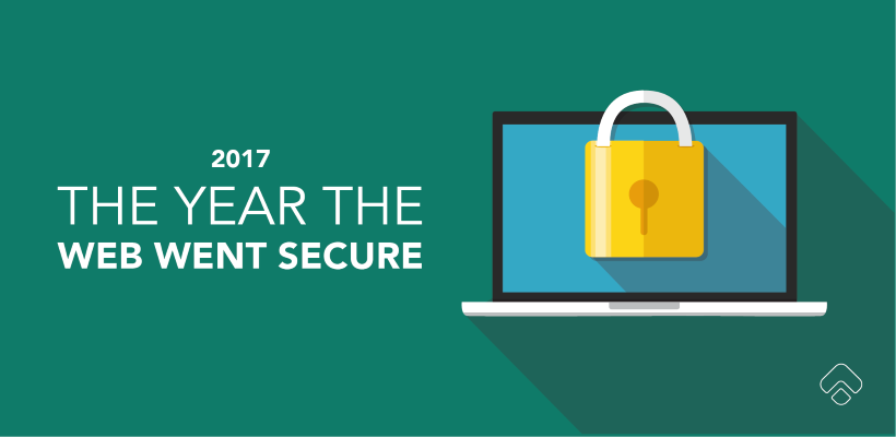 2017: The Year the Web Went Secure (Updated)